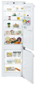 Liebherr 3324 – ICBN 3324 Comfort BioFresh NoFrost Встраиваемый холодильник с морозильной камерой и функциями BioFresh и NoFrost