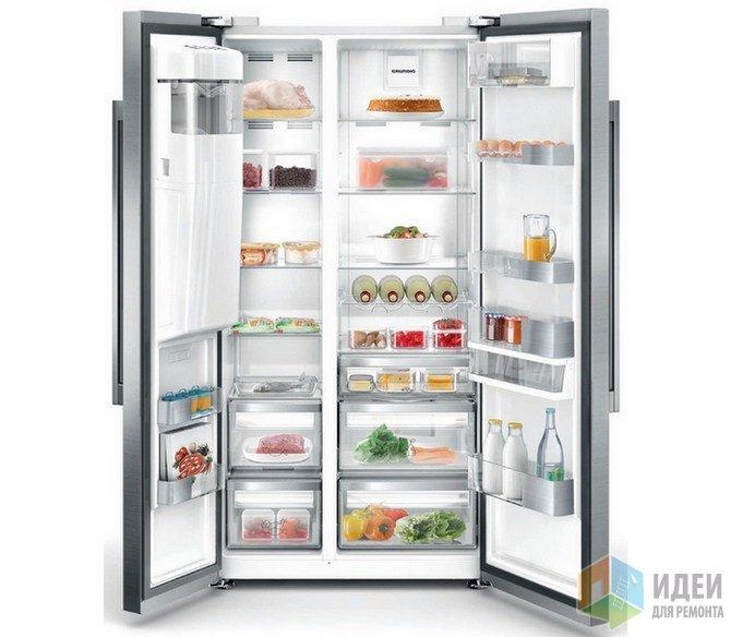 Выбираем холодильник сайд бай сайд