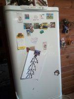 Sanyo холодильник – В холодильнике SANYO SR-NF 96 морозильник работает, а холодильная камера внизу нет. Разморозка помогает на 2-3 недели. Что может быть неисправно и как починить? Что проверять?
