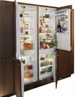 Встраиваемый холодильник с ледогенератором liebherr – Liebherr . .